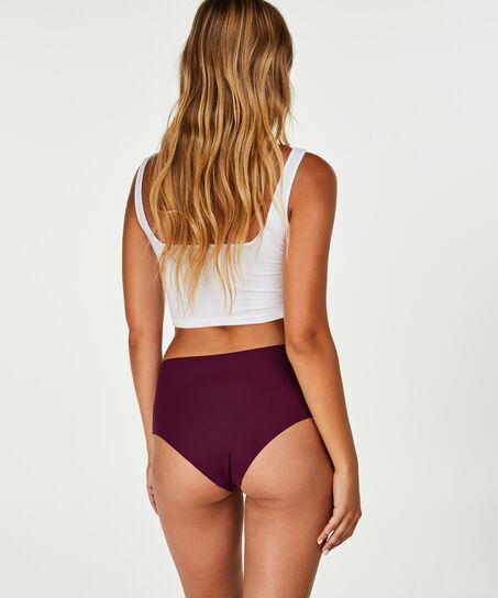 Invisible High-waist Brazilian, Lila