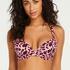 Vorgeformtes Bügel-Bikinitop Mirage, Rose