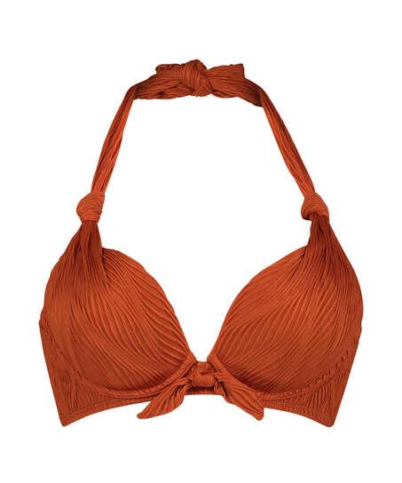 Vorgeformtes Push-Up Bügel-Bikinioberteil Galibi I AM Danielle Cup A - E, Orange