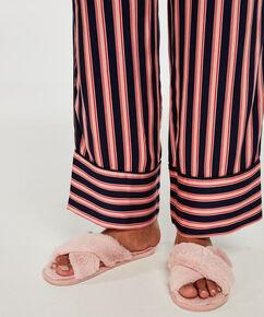 Pants Woven, Rose