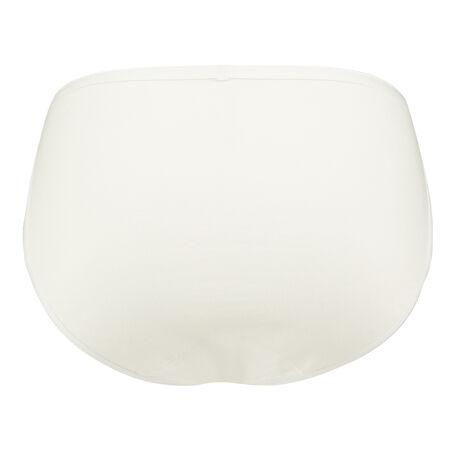 Superslip Lace Midi, Weiß