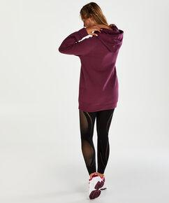 HKMX-Sweatkleid, Lila