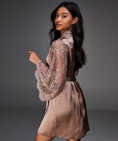 Kimono Seide, Rose
