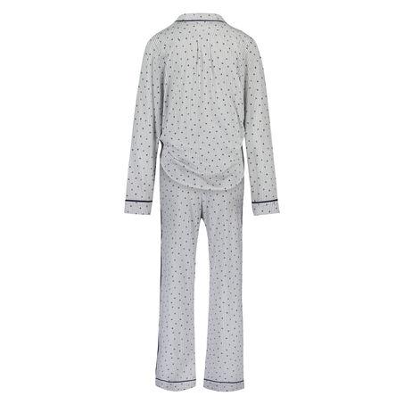 DKNY-Pyjamaset, Weiß