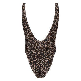 Badenzug Leopard, Braun