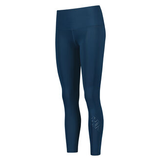 HKMX Hohe Sportleggings, Blau