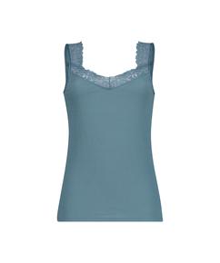 Hemdchen Ripp-Spitze, grün