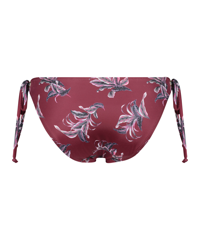 Rio Bikini-Slip Tropic Glam, Rot, main