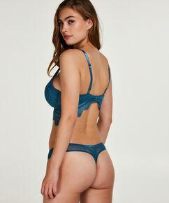 Vorgeformter Longline-Bügel-BH Marilee, Blau