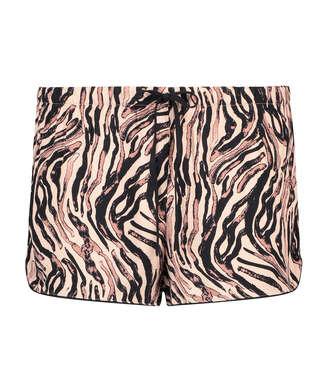 Short Zebra, Beige