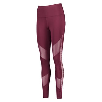 HKMX Sportlegging hohe Taille, Lila
