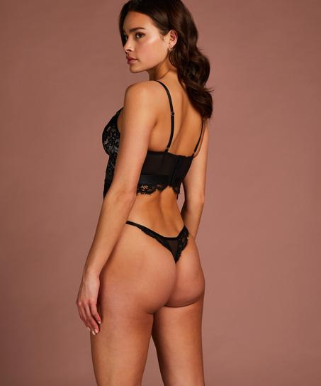 String Heather, Schwarz