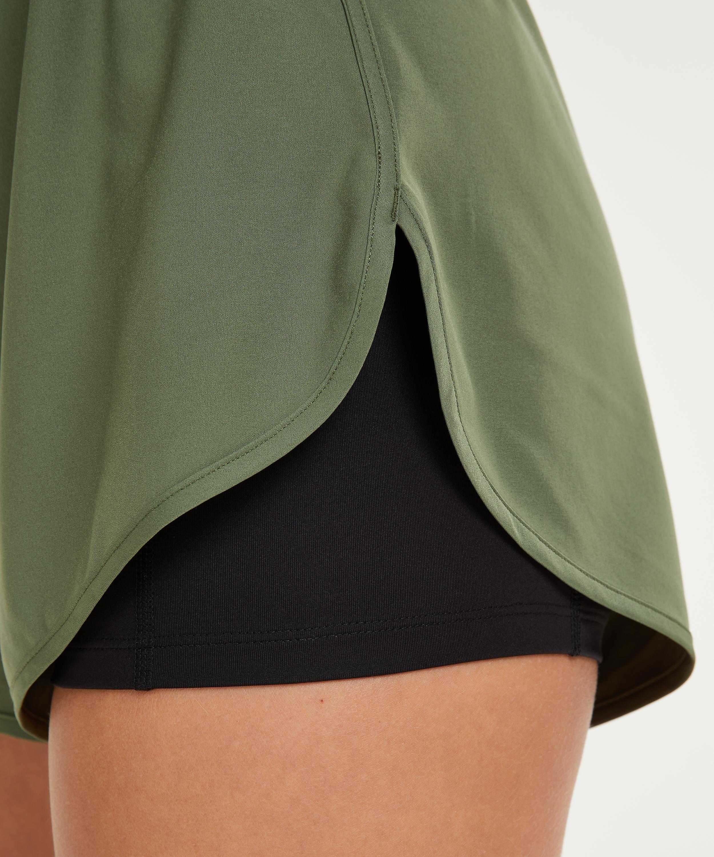 HKMX Sport-Shorts, grün, main