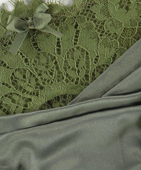 String Hannako, grün