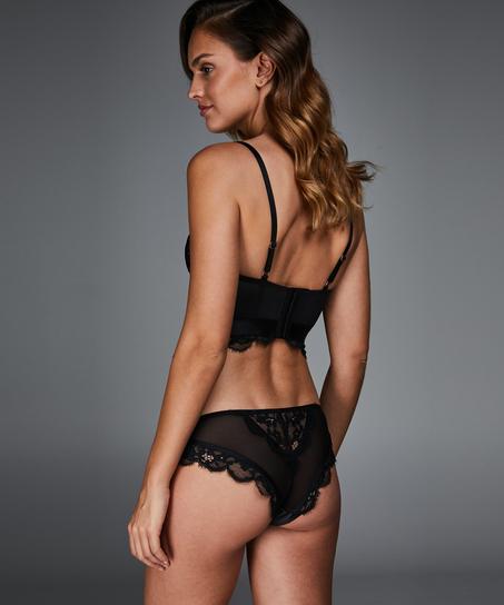 Brazilian Heather, Schwarz