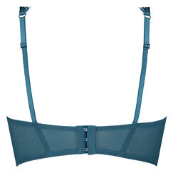 Unwattierter Bügel-BH Marilee, Blau