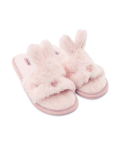 Slippers Bunny Lady, Rose