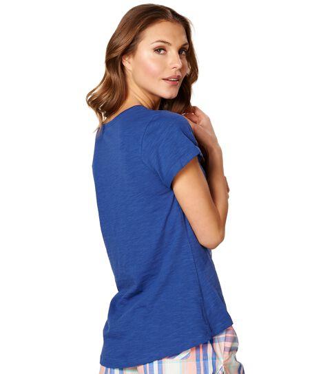 Top Jasmine, Blau