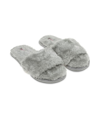 Hausschlappen Fur Top, Grau