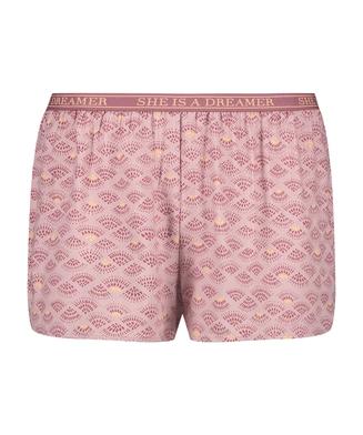 Pyjama-Shorts, Rosa