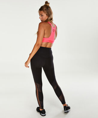 HKMX Sport-BH The Yoga Crop Level 2, Rose