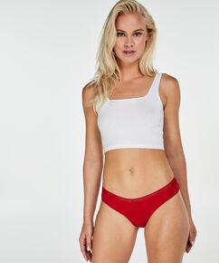 Brazilian Lara Baumwolle, Rot