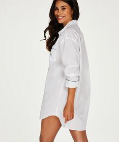 Nachthemd Doutzen, Weiß