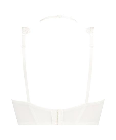 Unwattierter Bügel-BH Marilee, Weiß