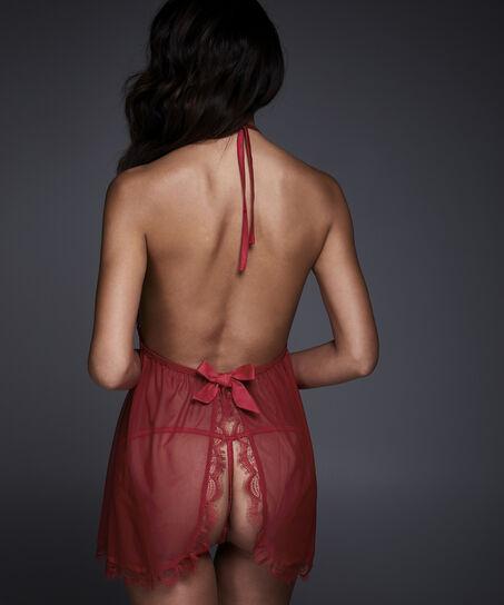Babydoll Lace, Rot