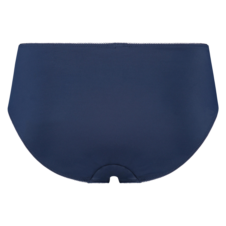 Hochgeschnittener Slip Diva, Blau, main