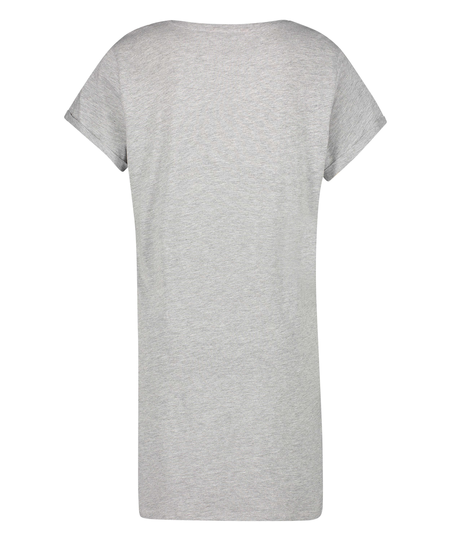 Nachthemd Siesta, Grau, main