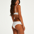 2er-Pack Brazilians Angie, Weiß