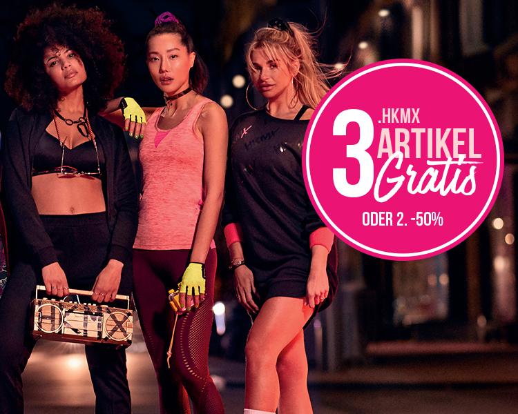 best service 75aa9 3e523 Sportbekleidung für Damen | HKMX Kollektion von Hunkemöller