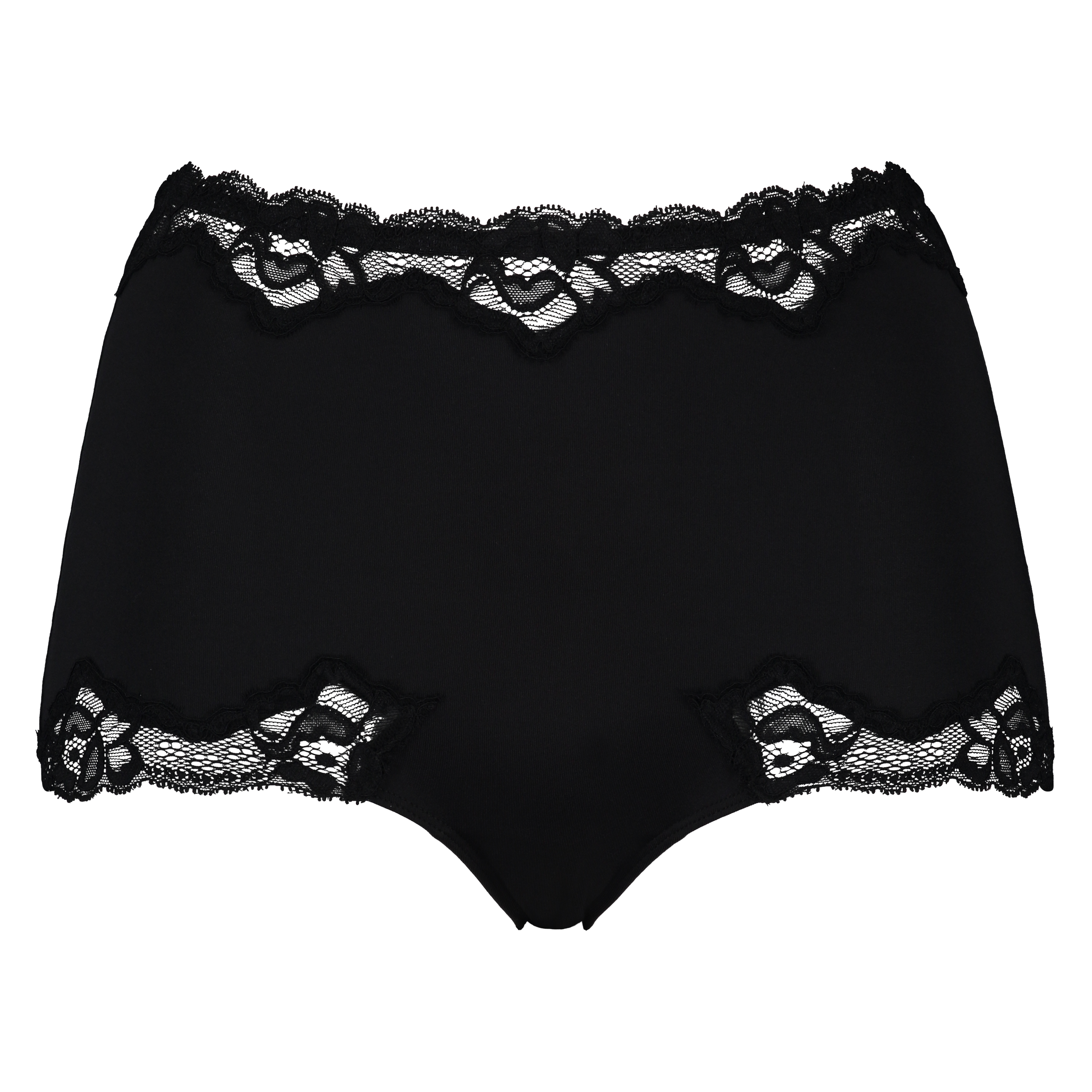 Boxer Secret Lace, Schwarz, main