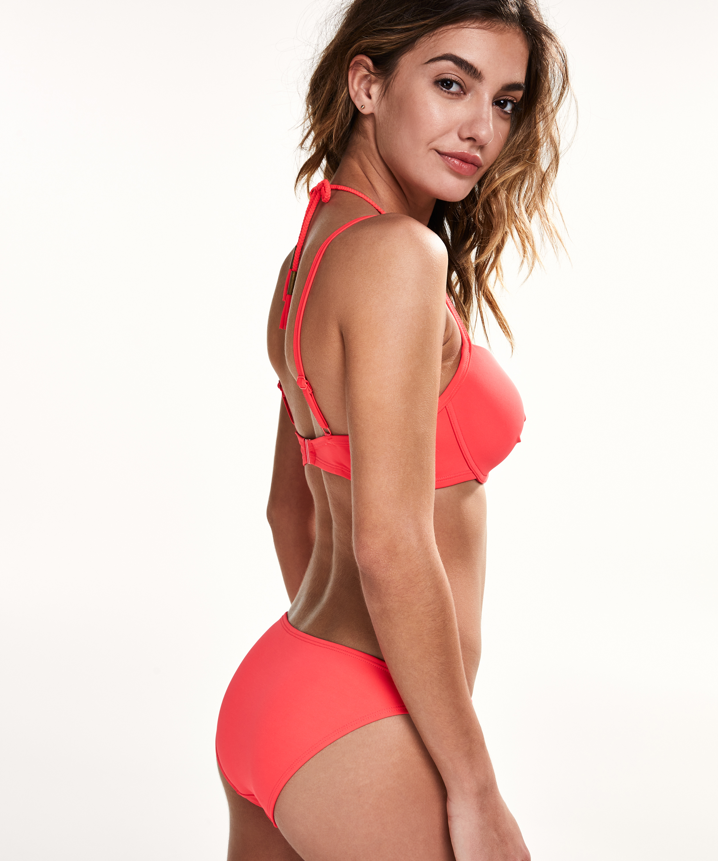 Vorgeformtes Bikinitop Sunset Dream, Rot, main