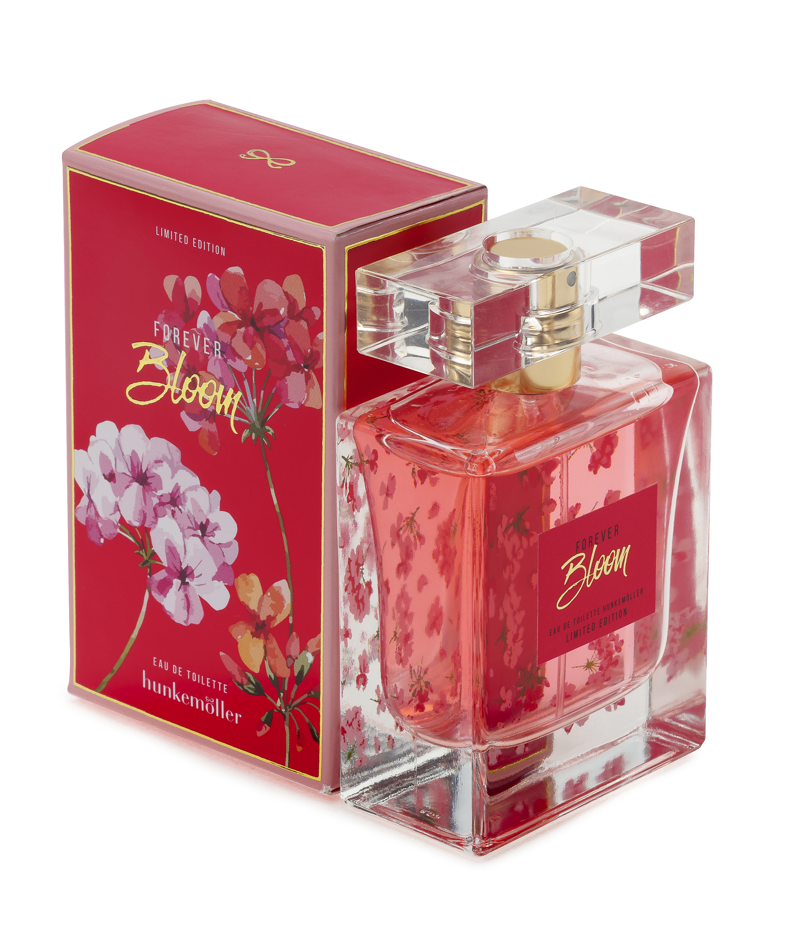 Eau de Toilette Bloom, Weiß, main