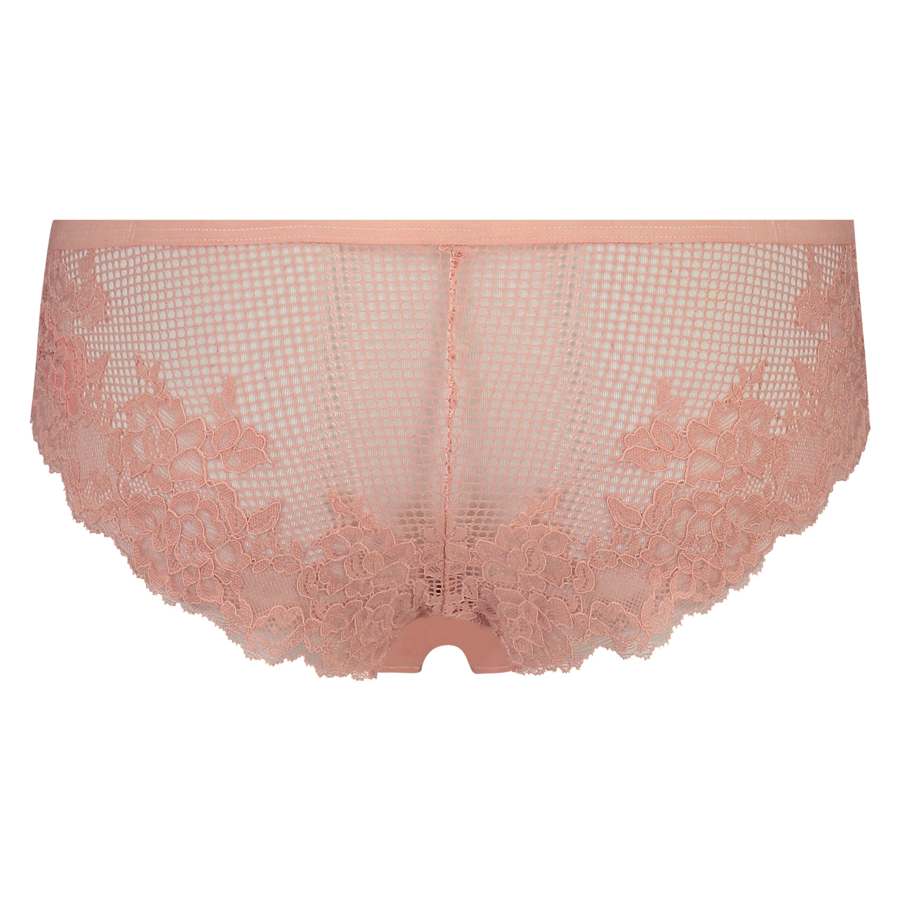 Invisible Brazilian Lace Back, Rose, main