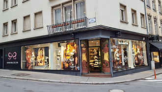 Luxembourg Grand Rue